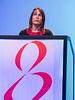 Charolette Coles, MD, speaks during GENERAL SESSION 4