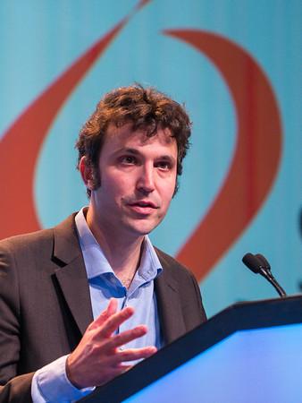 Andrew H. Beck, MD, PhD discusse during MINI-SYMPOSIUM 1