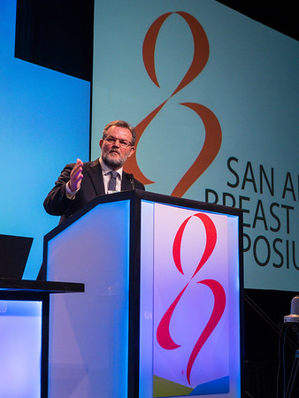 A DeCensi MD, speaks during GENERAL SESSION 3