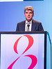 EJ Rutgers MD, speaks during GENERAL SESSION 4