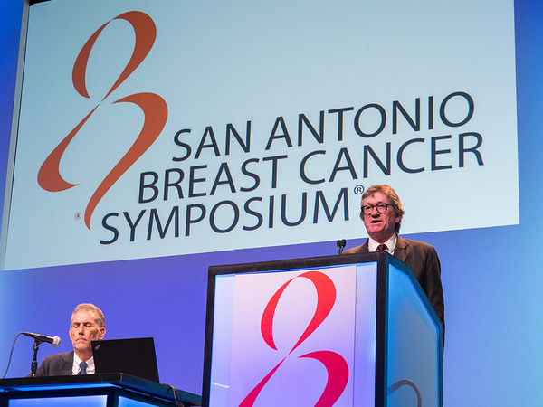 Richard Gray MD, speaks during GENERAL SESSION 3