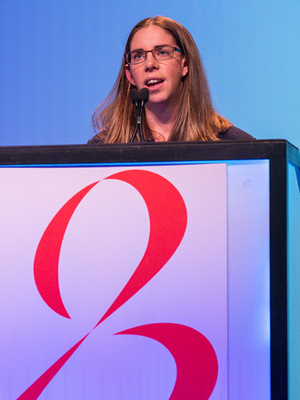 C Metcalfe MD, speaks during GENERAL SESSION 3
