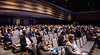 Attendees listen during Insights and Controversies in Metastasis Biology