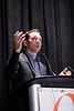 Mathieu Lupien, PhD, speaks during Translational Insights in Estrogen Receptor Signaling and Endocrine Resistance - Bench to Bedside