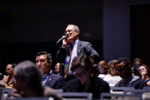 Attendees during Insights and Controversies in Metastasis Biology