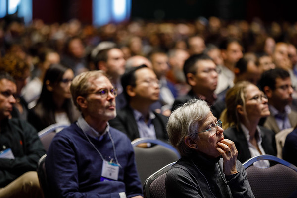 Attendees during Molecular Biology in Breast Oncology workshop