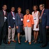Attendees and speakers during President, Health Care & Education Address and Outstanding Educator in Diabetes Award Lecture