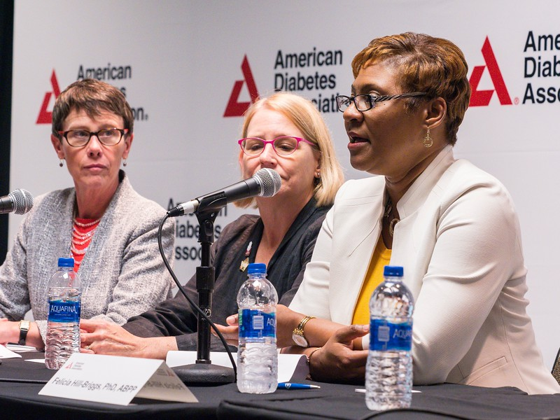 """Speakers during Press Conference: """"Gender Gaps in Research and Care"""""""