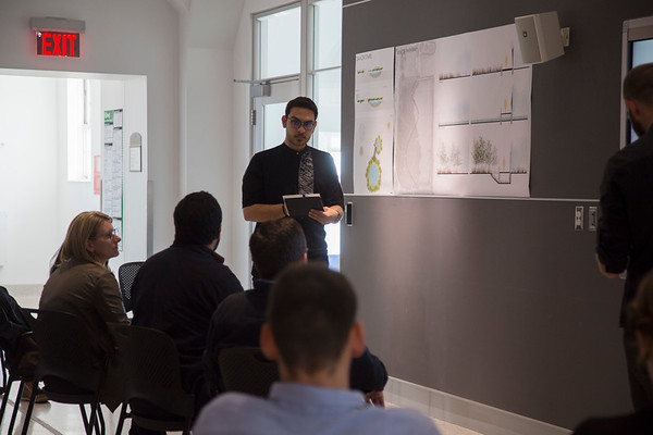 ARC 606 Design Studio - Recovering The Coast (Ecological Practices GRG) - Final Review
