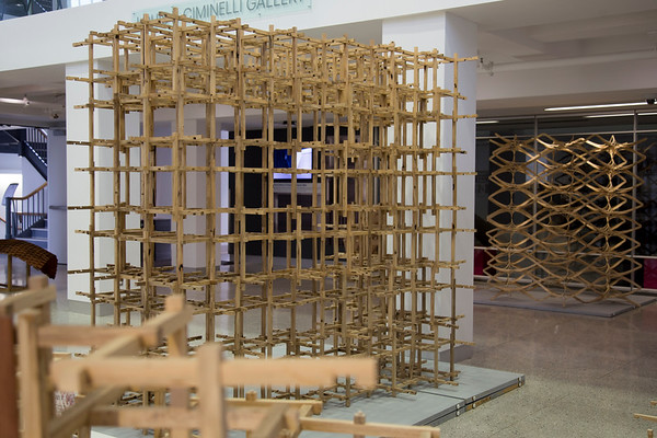 Cages (August 27-September 27) - Exhibition organized by Miguel Guitart