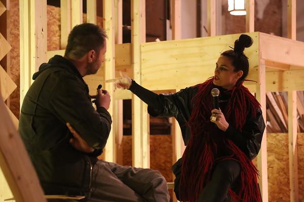 Eva Franch i Gilabert - Conversation at Assembly House 150