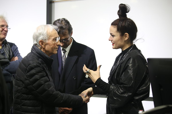Eva Franch i Gilabert - Sydney Gross Memorial Lecture