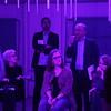 John Wightman: Ostinato [front l-r: Annette LeCuyer, Karen Tashjian, Martha Bohm; back: Erkin Orzay, Miguel Guitart]