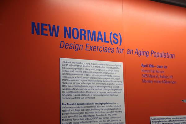 New Normals Exhibition - Sarah Gunawan, Banham Fellow