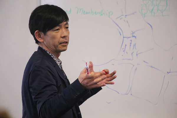 Reconstructing Commons in Urban-Rural Exchange - Seminar 3 - Yoshiharu Tsukamoto, Atelier Bow-Wow -  2018 Clarkson Chair in Architecture