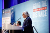 Ernest Moniz, Former United States Secretary of Energy, speaks during Chairman?s Panel on Energy Transformation