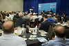 Rear Admiral, United States Coast Guard, John Nadeau, speaks during Topical Luncheon: Center for Offshore Safety: Perspectives Regarding Safety, Safety Management,