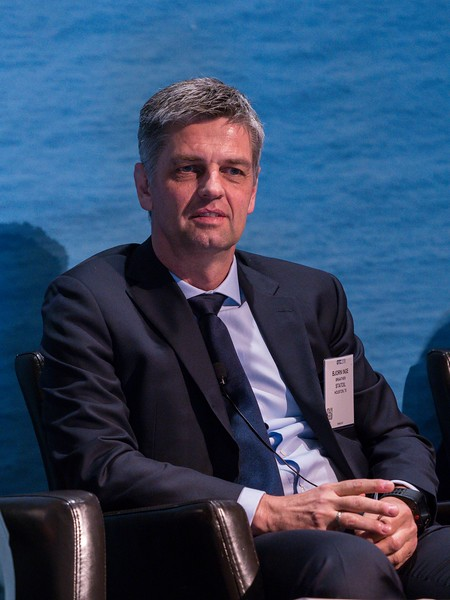 Bjørn Inge Braathen, Senior Vice President, Statoil during PANEL: One Gulf Reaching 50 Billion BOE and Growing