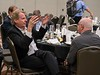 Speakkers and attendees during Topical Luncheon: National Offshore Wind Strategy: Facilitating the Development