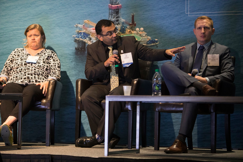 Ajay Shah speaks during PANEL: Center for Offshore Safety: Interaction of Culture, Systems, and Human Performance ? The Next Step in Safety Management