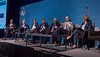 Panelists speak during PANEL: One Gulf Reaching 50 Billion BOE and Growing