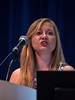 Allison Weber Kirk speaks during Well Completion Technology