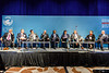 Panelists during Afternoon Technical Session: CEO Panel: Integrated Offshore Activities, Mega Mergers, and Alliances: A Competitive Integration