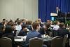 KTRK-TV Meterologist Travis Herzog during Industry Breakfast: OTC Energy Challenge