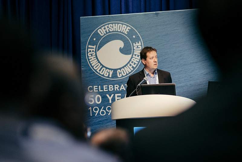 Gary Bernard speaks during Morning Technical Sessions