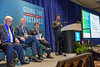 Gerard Barron, CEO and Chairman, Deep Green Resources, speaks during  during Rice Alliance Startup Roundup