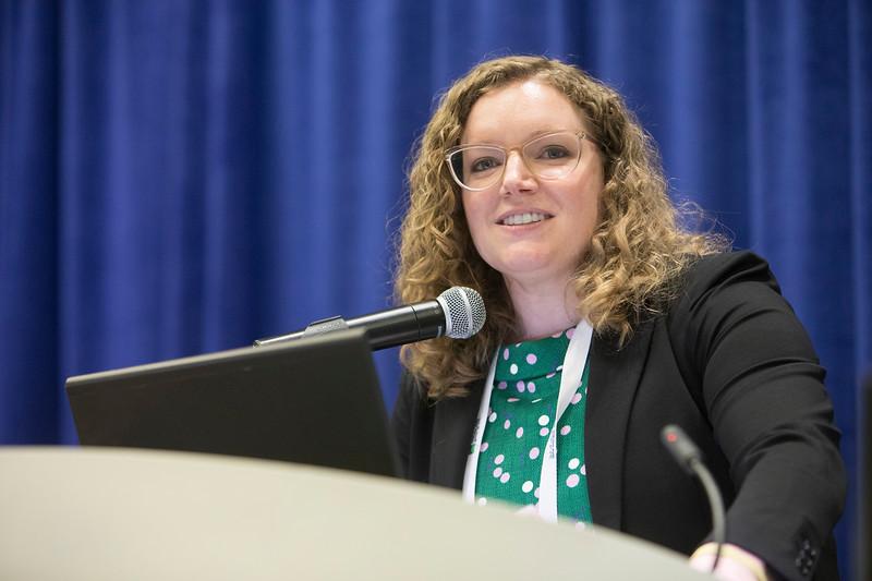 Sarah Lucas  during OTC Energy Challenge