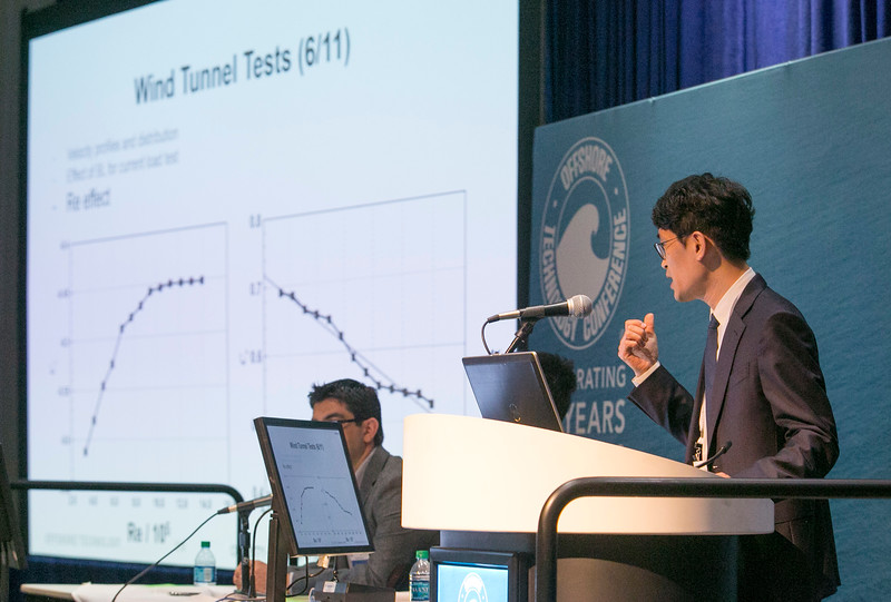Y. Kim, Lloyd's Register Global Technology Centre, presents An Evaluation Of An Air Gap Assessment Using A Focus Wave Technique  during Morning Technical Sessions