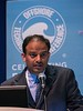 S.K. Bukkaraju speaks during Enhanced Flow Assurance Strategies: Guarantee the Flow, Reduce the Expenditure