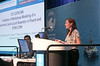 Amy McCleney, Southwest Research Institute, presents Validation of Multiphase Modeling of a Horizontal Liquid-Liquid Separator in Fluent and STAR-CCM+  during Morning Technical Sessions