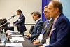 Phaneendra Kondapi speaks during Topical Luncheon: Where to Take Subsea Processing in the Current Market: Brown Field or Green Field? An Industry Perspective