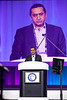 Raj Makkar speaks during Late-Breaking Clinical Trials (LBCT) II