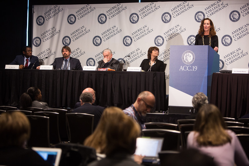 Panellist during LBCT IV Press Conference