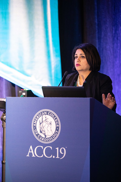 Toniya Singh speaks during WIC Brown Bag Session