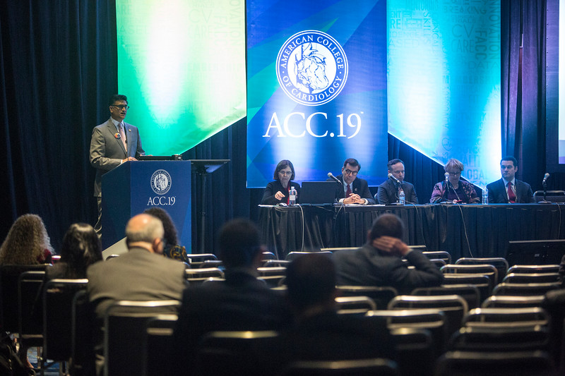 Ashkay Khandelwal presents during Succeeding in Alternative Payment Models Session