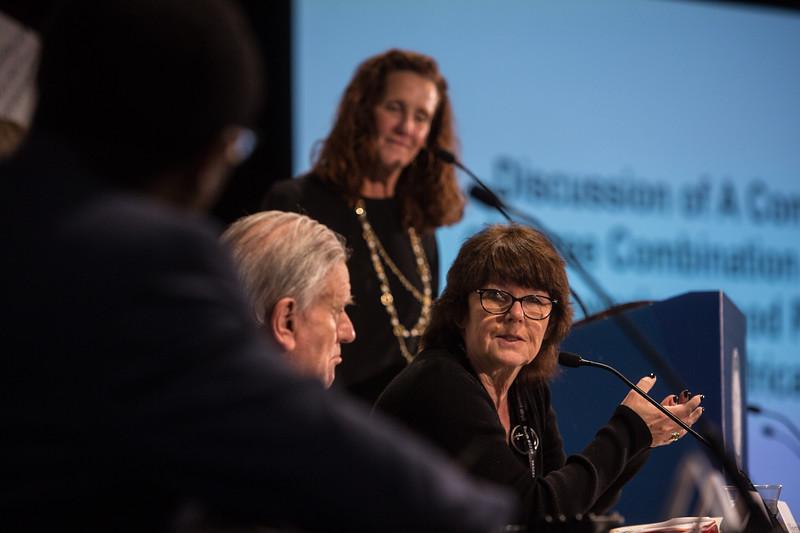 Panelist during LBCT IV Press Conference