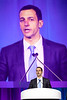 Federico Asch speaks during Late-Breaking Clinical Trials (LBCT) II