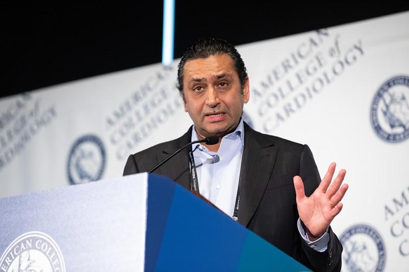 Raj Makkar speaks during LBCT II Press Conference