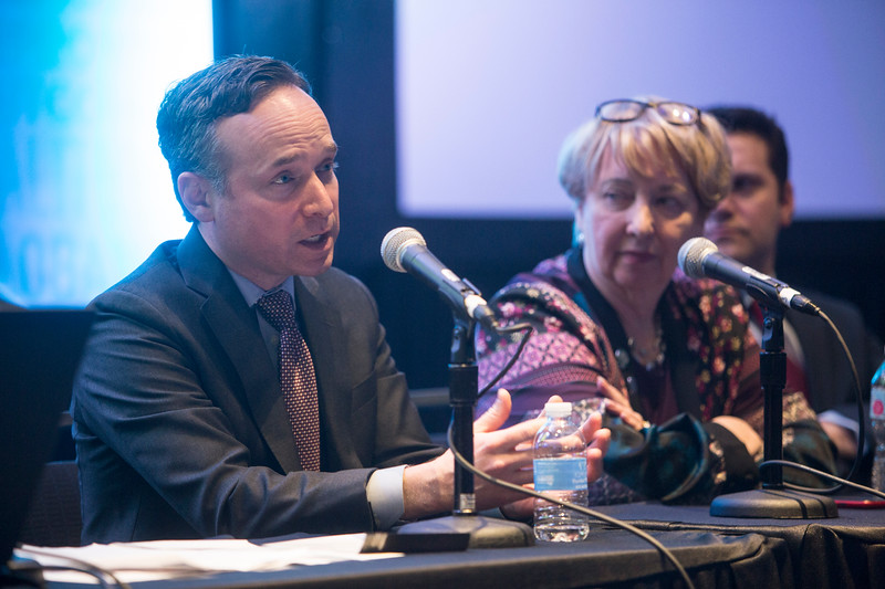 William Borden presents during Succeeding in Alternative Payment Models Session