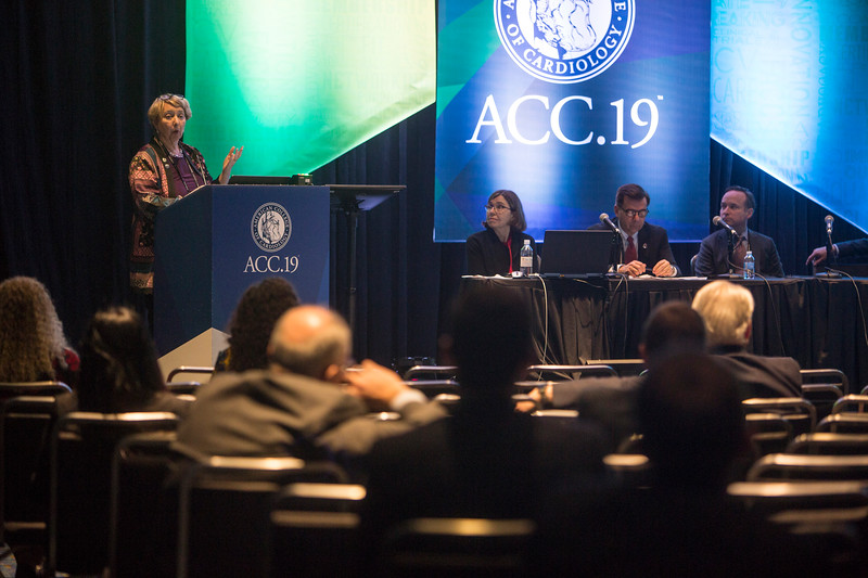 Cathleen Biga presents during Succeeding in Alternative Payment Models Session