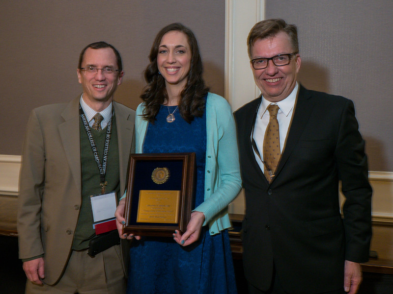 Editors and awardees during JACC Meet and Greet and Awards