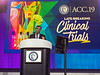 Mandeep Mehra discusses the MOMENTUM 3 Trial during Late-Breaking Clinical Trials (LBCT) III