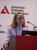 Katherine R. Tuttle, MD, FACP speaks during News Briefing: Diabetes and Cardiovascular & Renal Outcomes: Part I