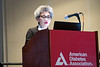 Juliana Chan during ADA Diabetes Care Symposium?Highlights of Diabetes Care?Three Hot Topics