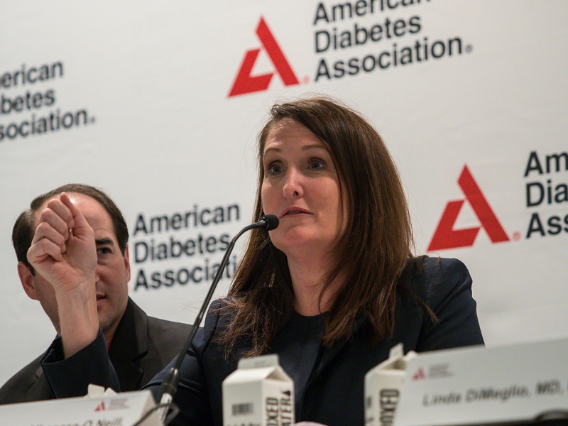 Lori M. Laffel, MD, MPH during Press Briefing: Advances in Diabetes Technology