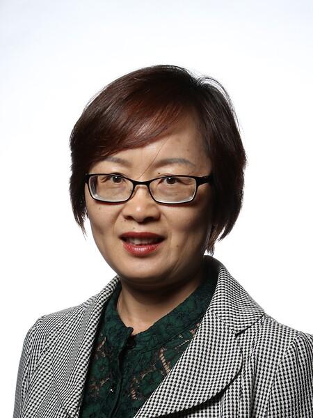 Yuejuan Qin MD, PhD of University of Texas Health San Antonio